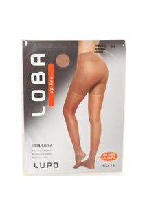 Meia-Calça Lupo Loba Up-Line Natural Bege