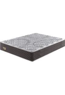 Colchão King Size Relax Com Molas Ensacada Adorabile Marrom 193X203X26 - Ecoflex