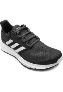 Tênis Adidas Energy Cloud 2 Masculino - Masculino-Preto+Branco
