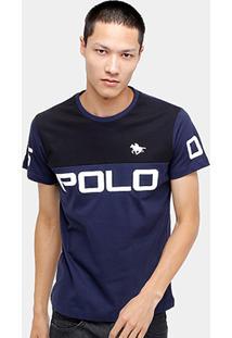 Camiseta Rg 518 Recorte Polo Masculina - Masculino