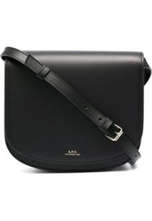 A.P.C. Bolsa Transversal Betty - Preto