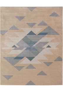 Tapete Supreme Retangular Velour (200X250) Pirâmides