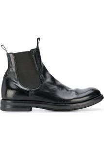 Officine Creative Ankle Boot Academia - Preto