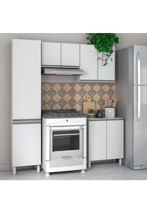 Cozinha Compacta Bkc02 - Brv - Branco