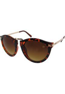 Óculos De Sol Hashtag H0047 Tartaruga