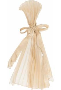 Atu Body Couture Lenço Astral - Dourado
