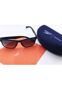 Óculos De Sol Speedo Cassino A01 Preto