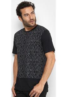 Camiseta Globe Full Print Masculina - Masculino