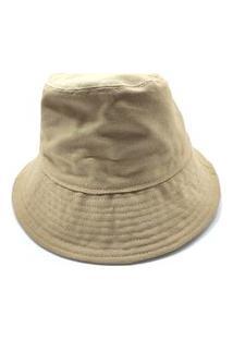 Chapéu Tecido Bege