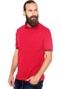 Camisa Polo Mr Kitsch Manga Curta 4505011 Rosa