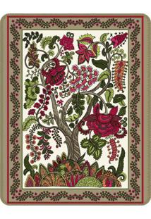 Tapete Love Decor Sala Wevans Ornamento Floral Único