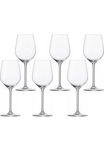 Taça De Vinho Bordeaux Schott Fortissimo 6 Peças 633Ml - 21745