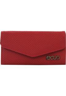 Carteira Recuo Fashion Bag Vermelho