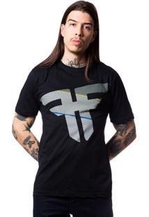 Camiseta Fallen Grey - Masculino