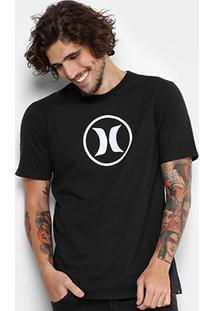 Camiseta Hurley Bp Icon Masculina - Masculino