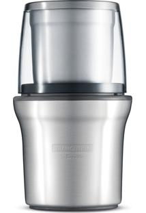 Moedor De Grãos Tramontina By Breville Coffee & Spice Em Aço Inox Fosco 127 V