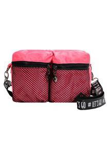 Bolsa Tiracolo Back Bag Nylon Lets Go