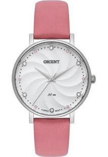 Relógio Orient Feminino Eternal Analógico - Feminino-Rosa
