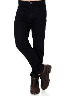 Calça Jeans Masculina Vels Azul Marinho