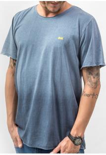Camiseta Clothis Gradient Relax Degradê Masculina - Masculino