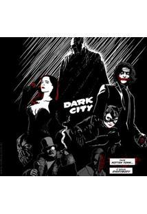 Camiseta Dark City - Masculina