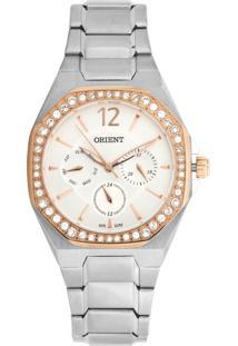 Relógio Orient Ftssm034-S2Sx Prata
