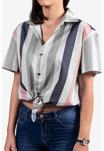 Camisa Listra Vertical 800063
