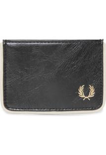 Carteira Masculina Classic Card Holder - Preto