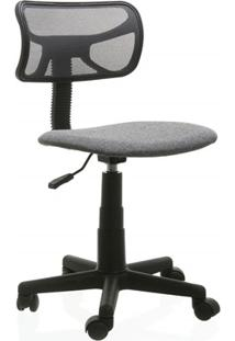 Cadeira Giratória Mark 3 53X52X73Cm Chumbo
