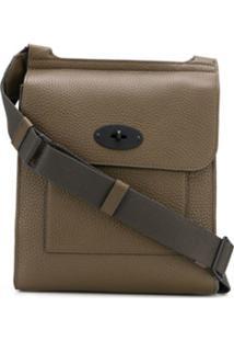Mulberry Antony N Small Shoulder Bag - Verde