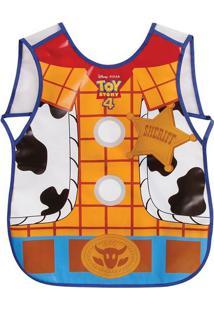 Avental Para Atividades Toy Story 4®- Laranja Azuldermiwil