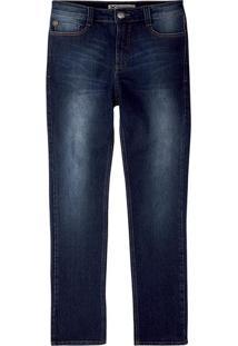 Calça Jeans Slim Masculina Hering