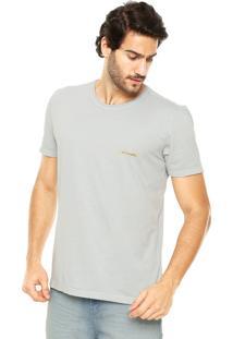 Camiseta Pineapple Reta Cinza