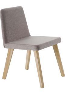 Cadeira Piqui F54-1 Linhão – Daf Mobiliário - Cinza