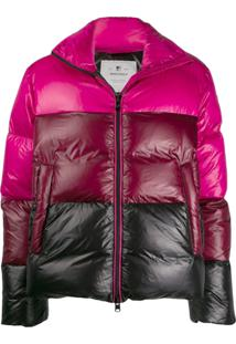 Woolrich Gradient Down Jacket - Rosa
