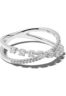 Dana Rebecca Designs Anel Ava Bea De Ouro 14K Com Diamante - Gold