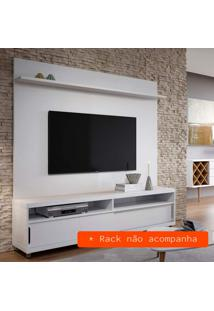 Painel Para Tv 60 Polegadas Feel 180Cm Branco