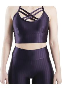 Top Dress To Fit Four Roxo