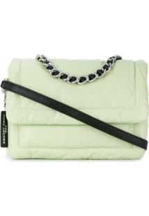 Marc Jacobs Bolsa Tiracolo The Pillow - Verde