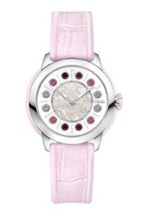Fendi Relógio 'Fendi Ishine' - Rosa