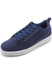 Tênis Fiveblu Liso Azul