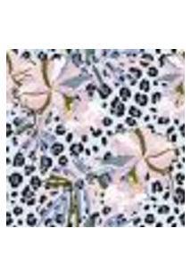 Papel De Parede Adesivo Animal Floral 366406778 0,58X3,00M