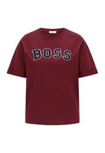 Camiseta Boss Evarsy Vermelho
