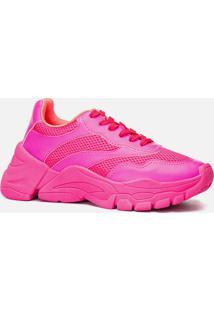 Tênis Feminino Milano Pink 10969