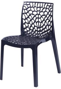 Cadeira Gruvyer Preto Or Design - Preto - Dafiti