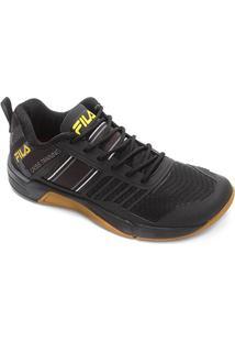 Tênis Fila Fxt Pro 2.0 Masculino - Masculino-Preto+Prata