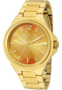 Relógio Euro Eu2035Yds/4L - Feminino-Dourado
