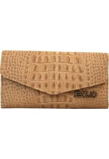 Carteira Recuo Fashion Bag Nude