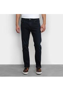 Calça Jeans Ellus Masculina - Masculino-Azul Escuro
