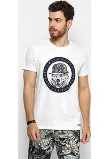 Camiseta Colcci Wilde Side Masculina - Masculino